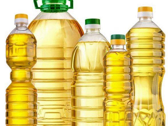 Minyak Goreng Mengandung Kedelai Sehat Produksi